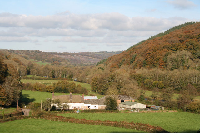 Washfield: the Exe valley and Hatherland Mill
