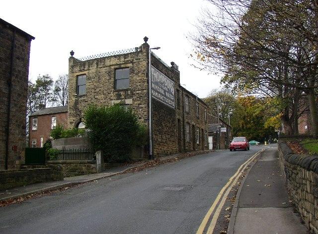 Cemetery Road, Dewsbury