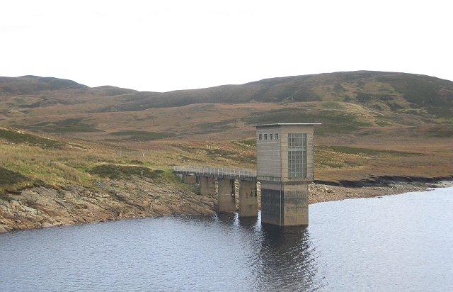Inlet, Lochan Breaclaich.