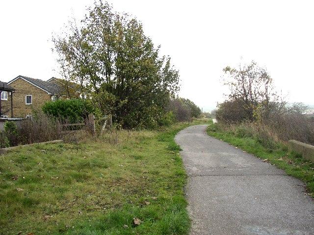 Spen Valley Greenway, Dewsbury