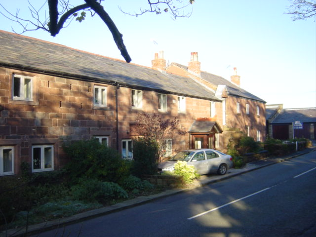 Sandstone Cottages, Frankby