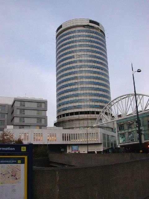 Birmingham - Rotunda