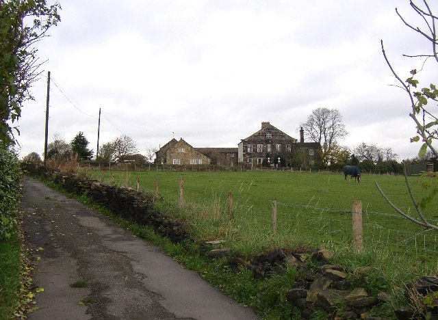 Balderstone Hall, Mirfield