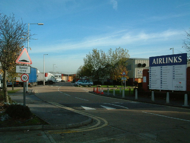 Airlink Industrial Estate