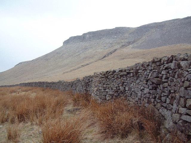 Moorland Wall above Sedbusk