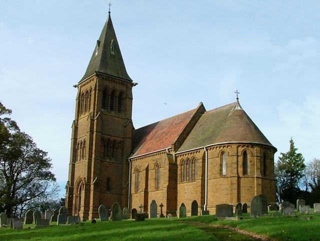 Winderton church