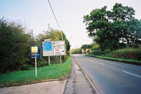 Crossroads, Maiden's Green
