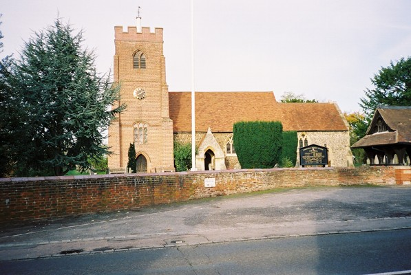 St Mary's, Winkfield