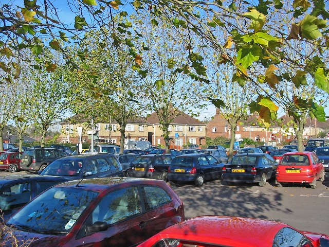 Main car park, Fordingbridge
