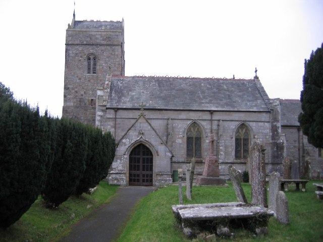 St Bridgets Church Brigham