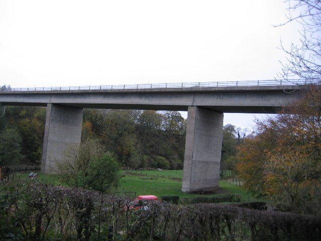 A66 Road Bridge over the river Marron