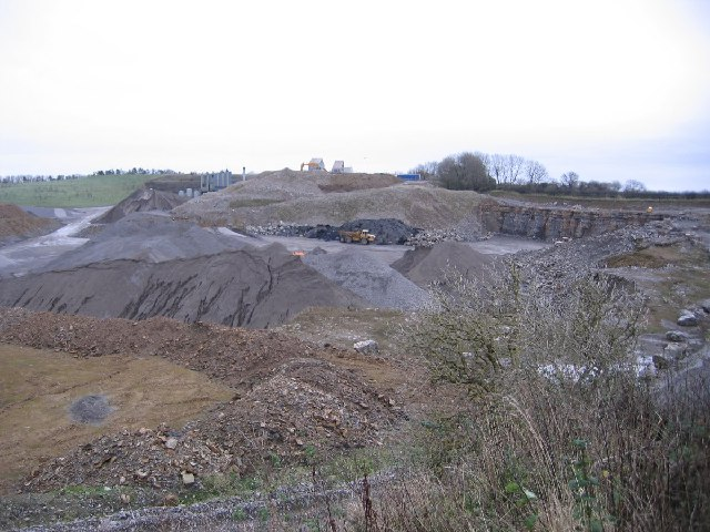 Tendley Quarry