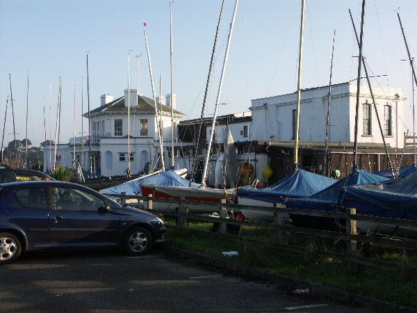 Lymington Town Sailing Club, Lymington, Hants