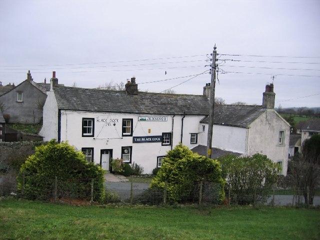 The Black Cock Inn Eaglesfield.