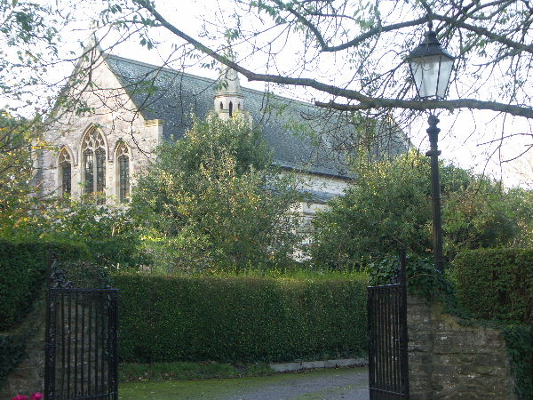 All Saints' Parish Church, All Saints Road, Lymington, Hants