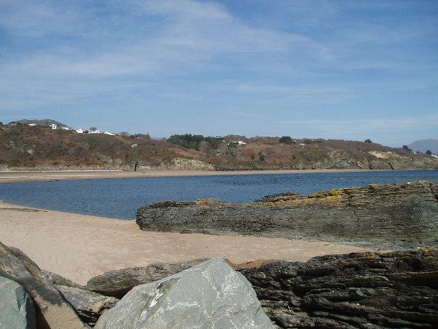 Samsons Bay From Ynys Cyngar