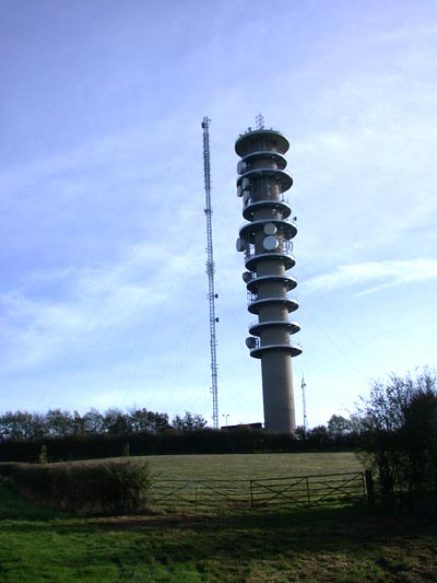 Telecommunications at Morborne Hill