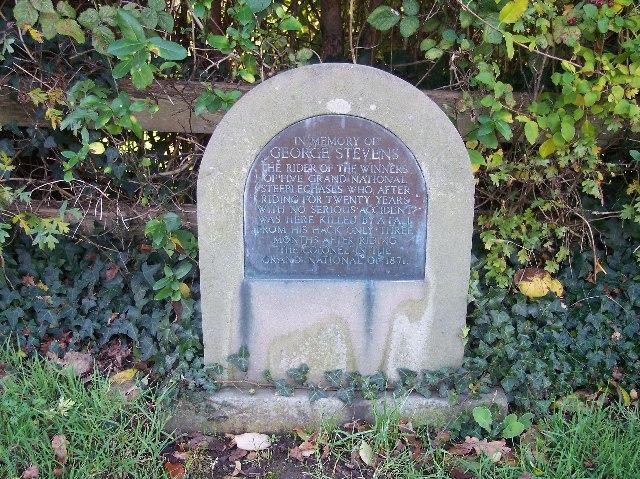 George Stevens' Memorial