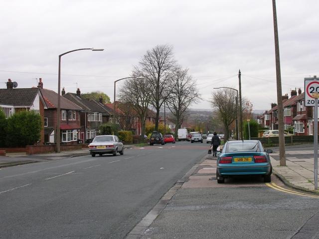 Alkrington Garden Village