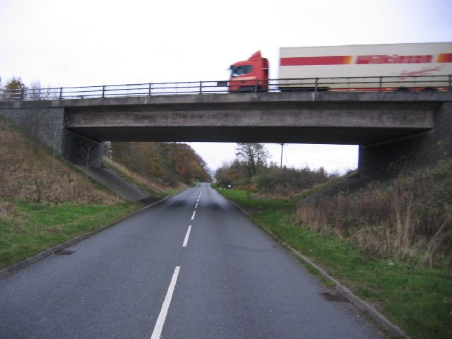 A66 over Lorton Road