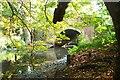 TQ1077 : River Crane at Cranford by Nigel Cox