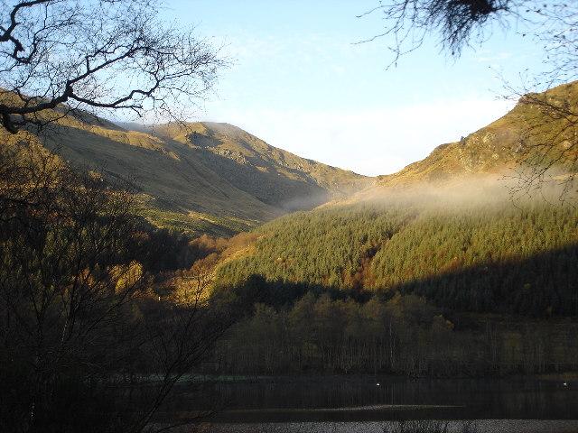Stank Glen from Loch Lubnaig