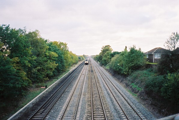 GWR, from Highfield Lane bridge