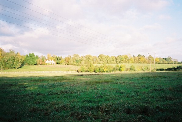Countryside, from Breadcroft Lane