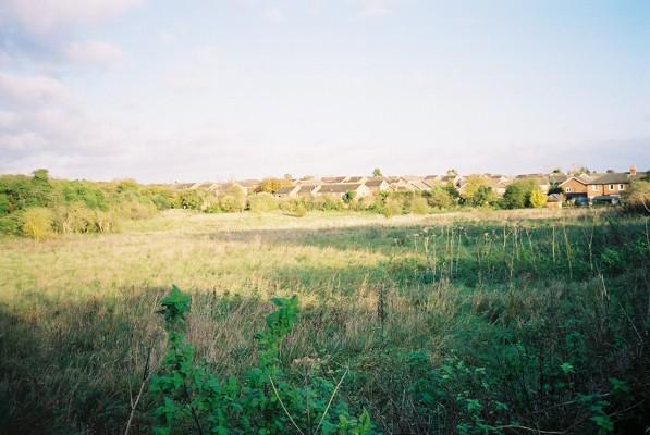 The western edge of Maidenhead