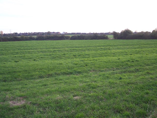 Ridge and Furrow, Hyde Lane