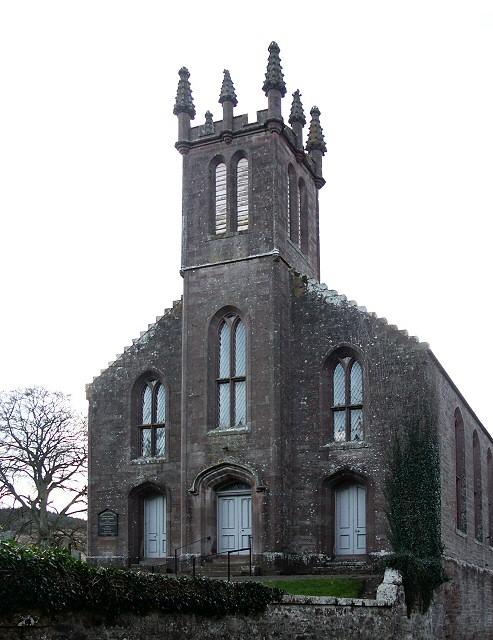 Clunie Church