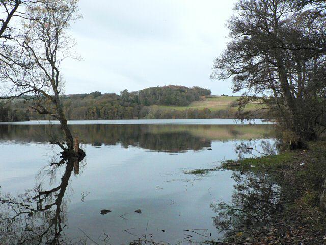 Loch of Clunie