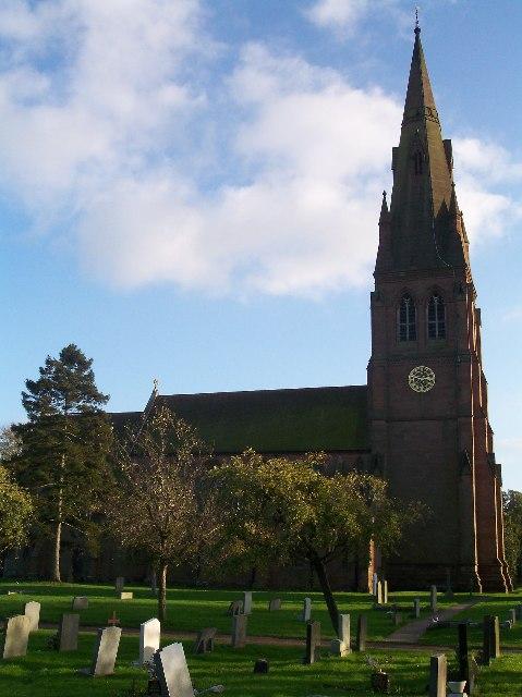 Hallow Church