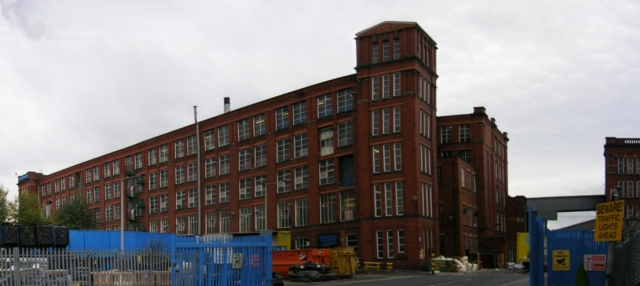 British Vita Factory, Middleton