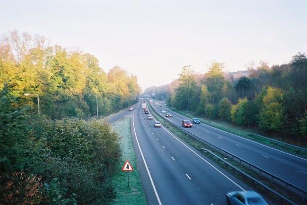 A404 near Maidenhead