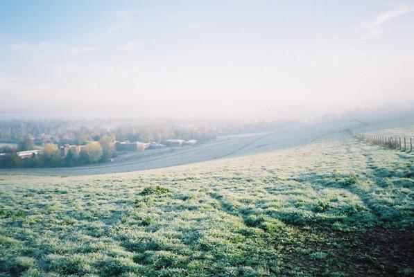 Frosty Prospect Hill