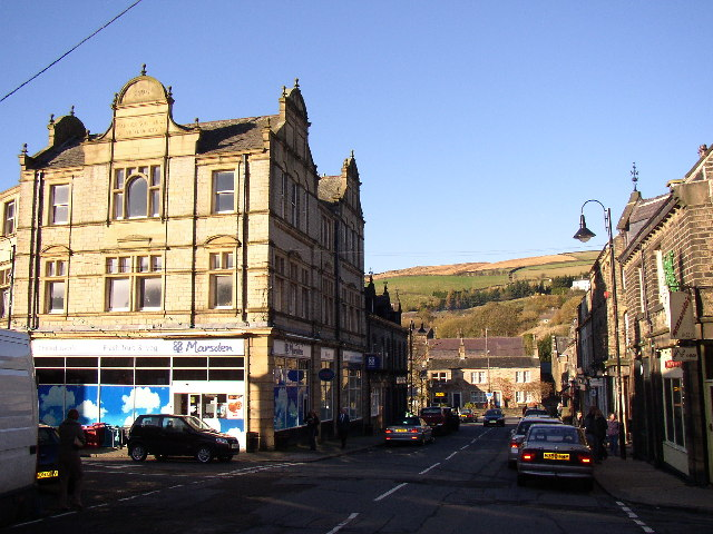 Peel Street, Marsden