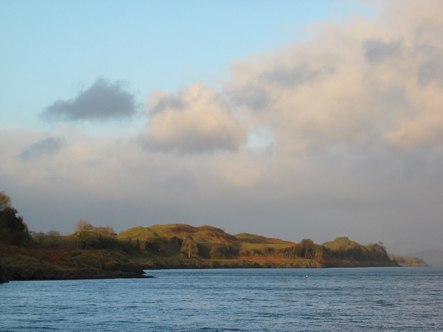Tirefour Castle, Isle of Lismore