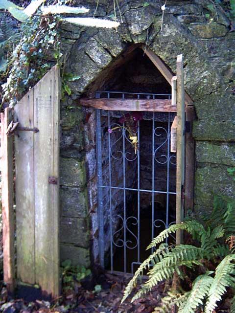 St Nectan's Well, Stoke