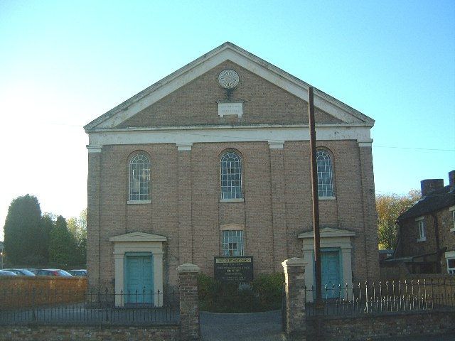 The Fletcher Methodist Hall