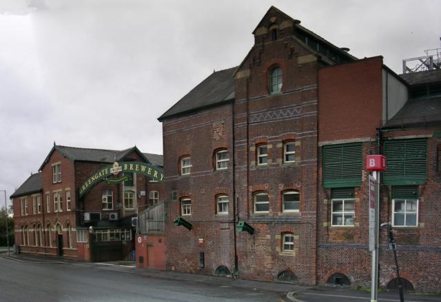 J W Lees Brewery