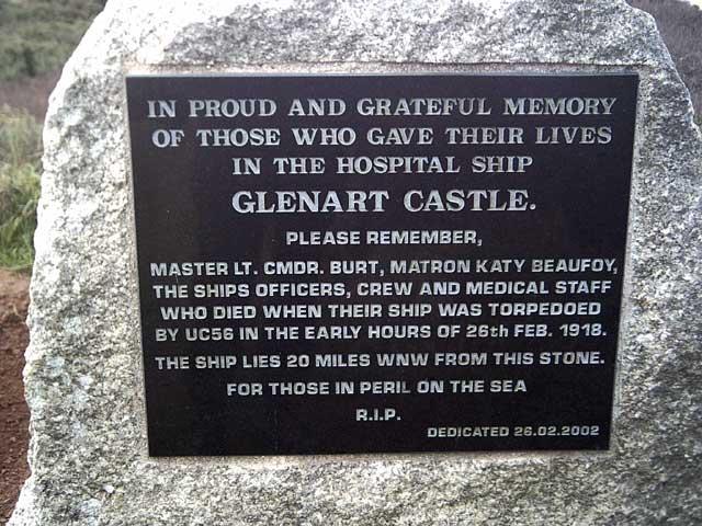 War Memorial, Blagdon Cliff