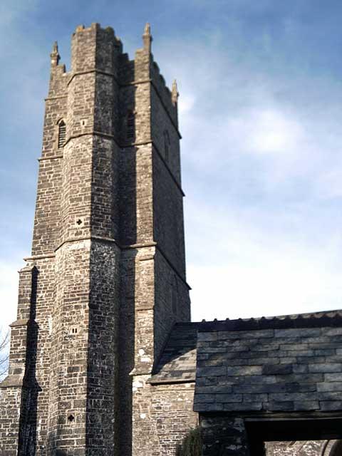 Holy Trinity Church, Woolfardisworthy