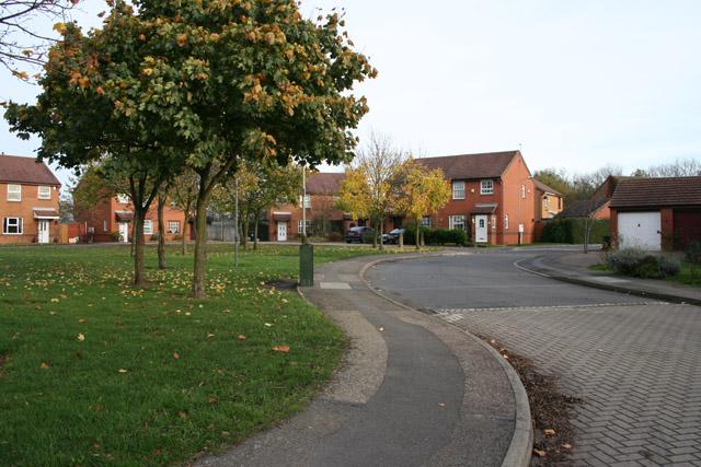 St Mellion Close, Leicester