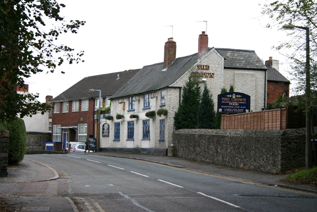 The Crown, Bradgate Road, Anstey