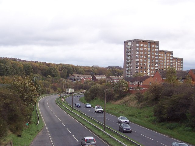 A 647 Leeds Ring Road