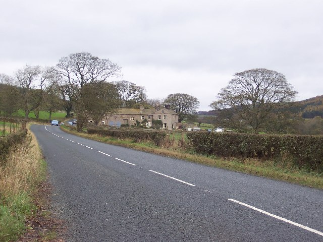 B6265 near None Go By Farm