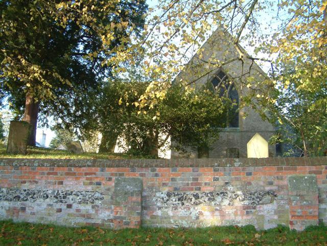 St. Michael's Church, Aston Tirrold