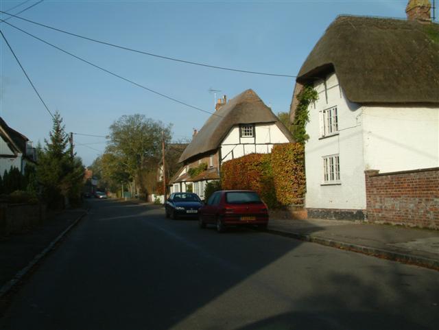 High Street, South Moreton