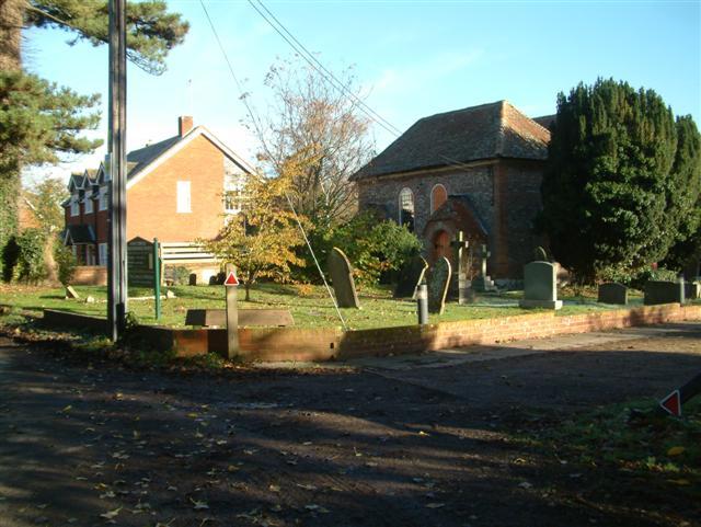 United Reformed Church, Aston Tirrold
